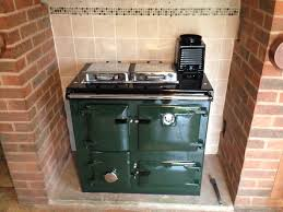 The old Rayburn