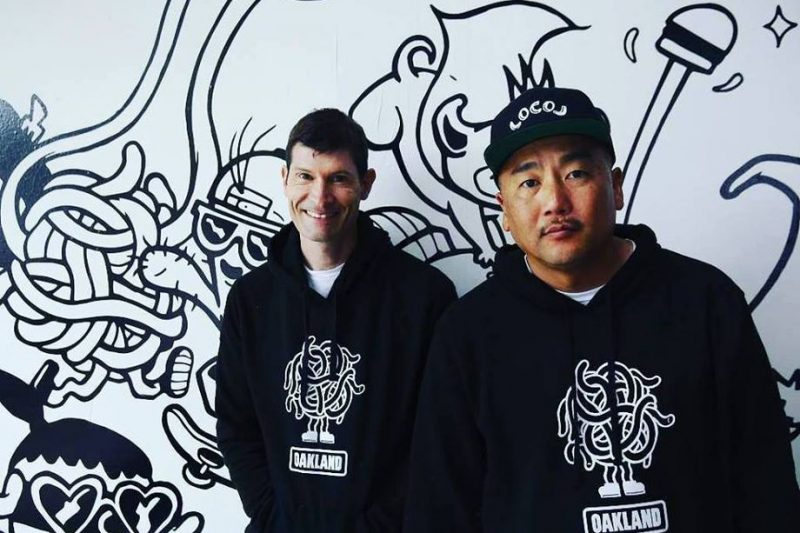 Daniel Patterson and Roy Choi Locol