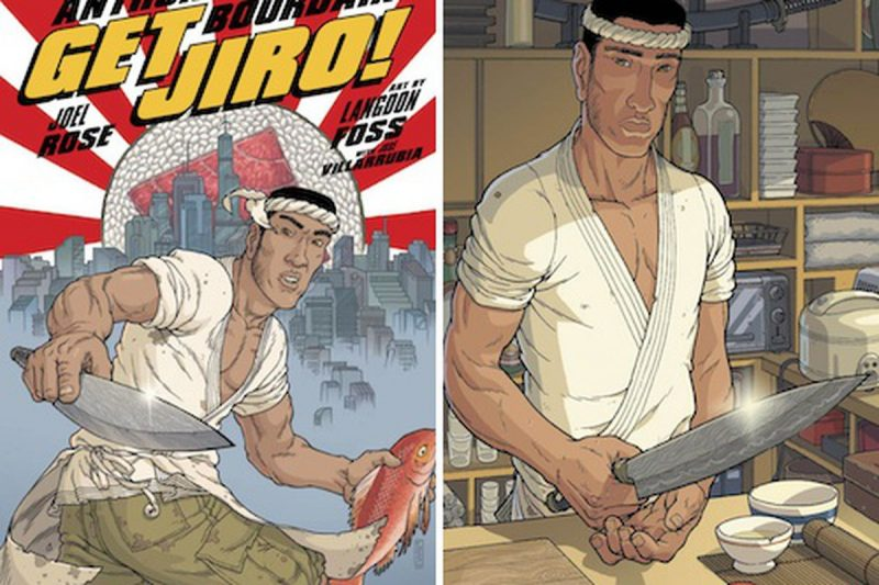 "Anthony Bourdain's ""Get Jiro!"""