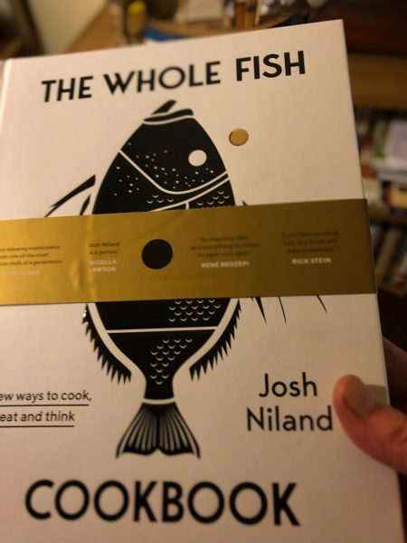 The Whole Fish Cookbook, by Josh Niland