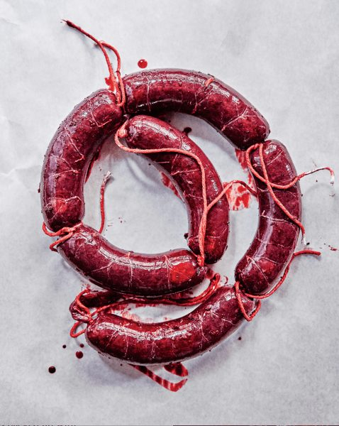 Blood sausage by Mads Refslund