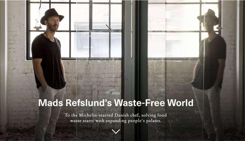 Mads Refslund's Waste-Free World