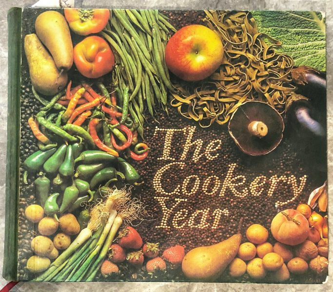 Readers Digest The Cookery Year book