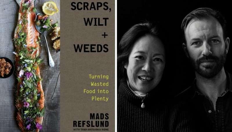 Scraps Wilts & Weeds by Mads Reflund & Tama Matsuoka Wong