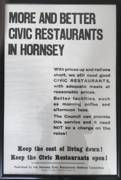 Hornsey Civic Restaurants