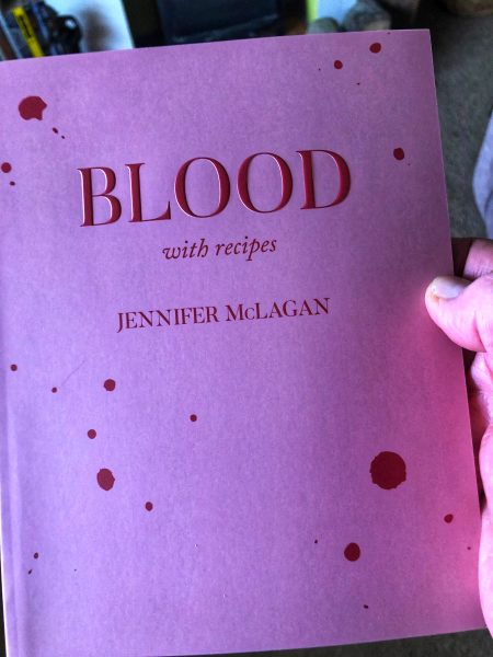 """Blood"" by Jennifer McLagann"